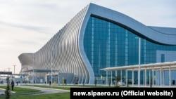 Аэропорт в Симферополе, архивное фото