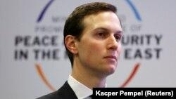 Këshilltari i Shtëpisë së Bardhë, Jared Kushner.