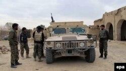 Провінція Гельманд, Афганістан, грудень 2015 року