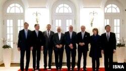 صورة من الأرشيف لأحد اجتماعات دول 5+1 مع إيران بشأن برنامجها النووي