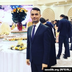 Shov-shuv sayti muharriri Jasur Hamroev
