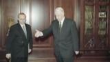 Борис Ельцин и Владимир Путин, 1998. Фото: А.Сенцов, А.Чумичев (ТАСС)