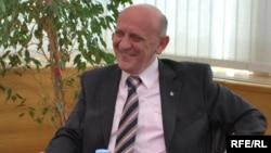 """Sulejman Tihić na posljednjem sastanku """"prudske trojke"""", 27. marta, Foto: Midhat Poturović"""