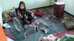 Grenade Destroys Studio Of Afghan Artist Praised For Trudeau Portrait