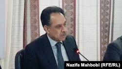 د ملي وفاق ګوند مشر احمد ولي مسعود