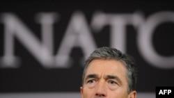 Генеральный секретарь НАТО Андерс Фог Расмуссен