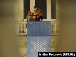 Sa otvaranja jednog od prethodnih izdanja Sarajevske zime, foto: Midhat Poturović