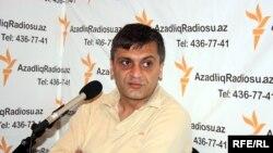 Müstəqil jurnalist Məmməd Süleymanov