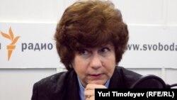 Ресейлік заңгер Карина Москаленко.