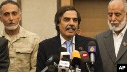 Али Тархуни, министр нефти и финансов в Национальном переходном совете