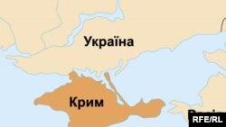 Ukraine -- Ukraine map