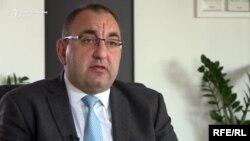 Претседателот на Регулаторната комисија за енергетика Марко Бислимоски