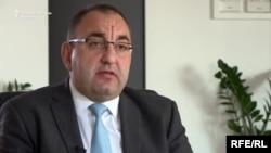 Претседателот на РКЕ, Марко Бислимоски