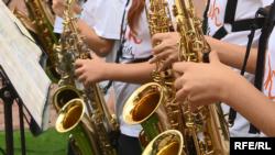 Виступ джаз-бенду Viktor Basiuk Jazz Orchestra