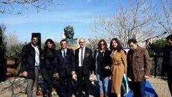 Միսաք Մանուշյանի և նրա մարտական ընկերների հիշատակի ոգեկոչման արարողություններ` Ֆրանսիայում