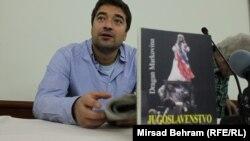 Dragan Markovina na promociji svoje knjige u Mostaru