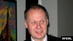 Новы генэральны консул Польшчы Анджэй Хадкевіч.