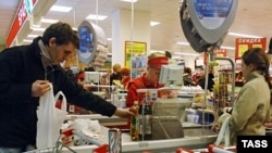 Российские торговые сети открывают супермаркеты и гипермаркеты в городах с населением от полумиллиона человек