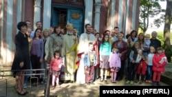 вернікі магілёўскай грэка-каталіцкай царквы Іконы Маці Божай Бялыніцкай