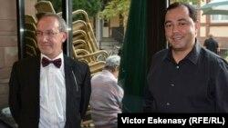 La Wissembourg cu Hubert Wendel, directorul Festivalului