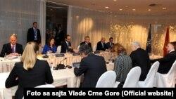 Jens Stoltenberg u Vladi Crne Gore