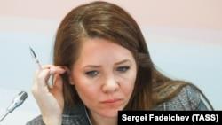 Анастасия Ракова.