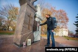 Беларусы вельмі прыязныя, на думку Крыса