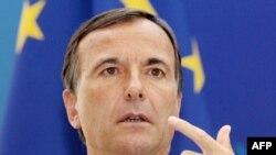 فرانکو فراتینی، وزیر خارجه ایتالیا