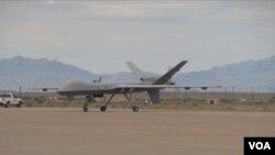 Беспилотный самолет США в Пакистане