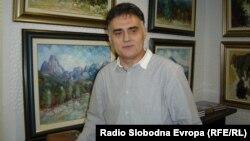 Блаже Миневски, писател.
