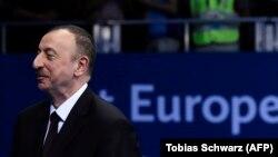 İlham Əliyev Avropa Oyunlarında, 25 iyun, 2017
