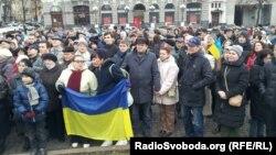 Харківський Євромайдан, 24 листопада 2013 року