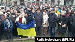 Євромайдан у Харкові, фото за 24 листопада