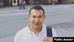 Азамат Жансеитов, руководитель ассоциации казахстанских студентов в Манчестере.