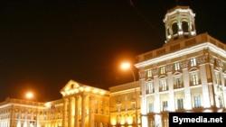Будівля КДБ Білорусі у Мінську