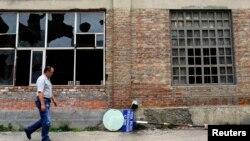 """Napuštena proizvodna hala fabrike """"Zastava oružje"""" u Kragujevcu (ilustracija)"""
