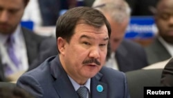 Генеральный прокурор Казахстана Асхат Даулбаев.