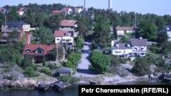 Пригороды Стокгольма (Швеция)