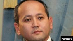 Мухтар Аблязов, опальный политик и экс-банкир.