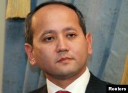 Оппозиционный политик и бывший банкир Мухтар Аблязов.