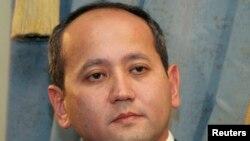 Оппозициялық тұлға әрі бұрынғы банкир Мұхтар Әблязов.