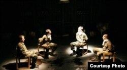 """Scena iz predstave """"Pismo iz 1920."""" - foto: radiosarajevo.ba"""