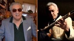 گفت و گوی محمد ضرغامی با گلپا درباره درگذشت فرهنگ شریف نوازنده برجسته تار