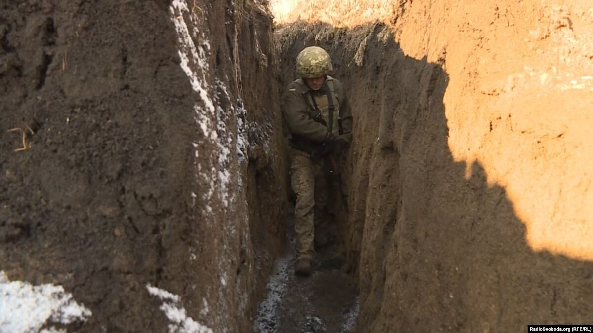 На Донбассе нет потерь среди украинских военных 4 декабря – штаб ООС