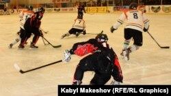 Кыргызстан менен Макао командаларынын таймашы. Бишкек, 2-март, 2014.