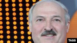 Belarus -- President Alyaksandr Lukashenka addresses participants and guests at the opening of the 10th Slavic (Slavonic) Bazaar International Arts Festival in Vitebsk, 10Jul2011