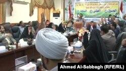 جلسة لمجلس محافظة القادسية