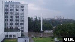 Завод «Південмаш» у Дніпропетровську