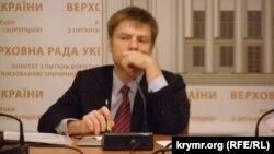 Депутат Верховної Ради Олексій Гончаренко