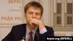 Голова міжфракційного об'єднання «Крим», депутат Верховної Ради Олексій Гончаренко